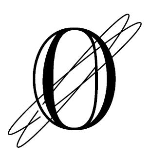 orbitals O
